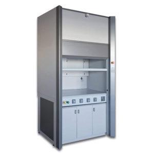 Шкафы специализированные для лабораторий